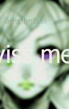 sangtekster!! - god liten jente