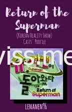 tilbakekomsten av supermann koreansk reality-show kaster sin profil - oh ji ho