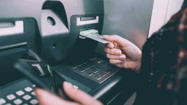 Aus diesem Grund erhalten Sie selten 5-Euro-Scheine von Geldautomaten