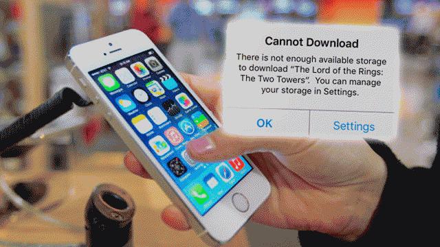 ако ово знате, никада више нећете остати без простора за складиштење телефона